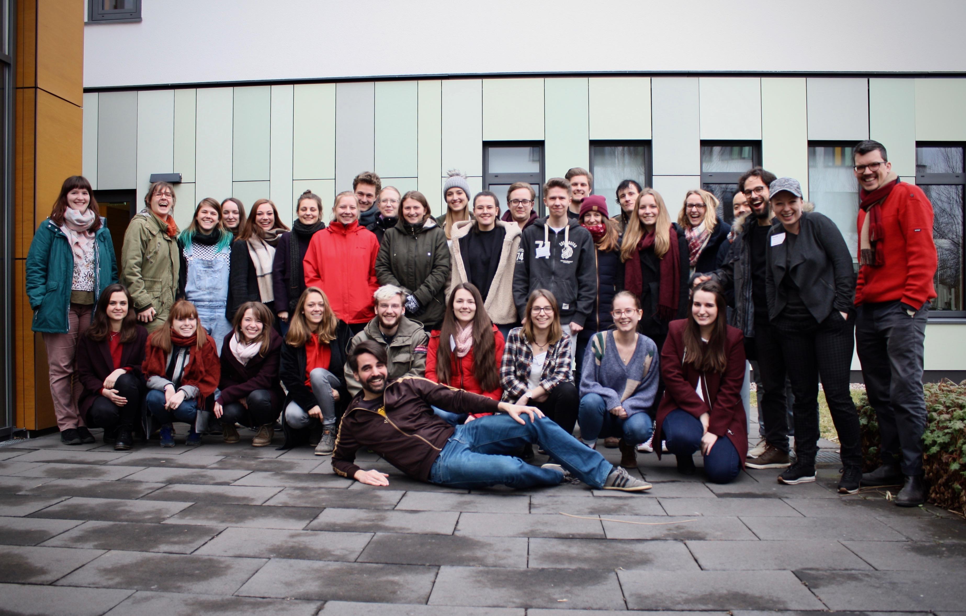 Von Interaktivität zu Interkonnektivität – Abschluss der Springschool 2018