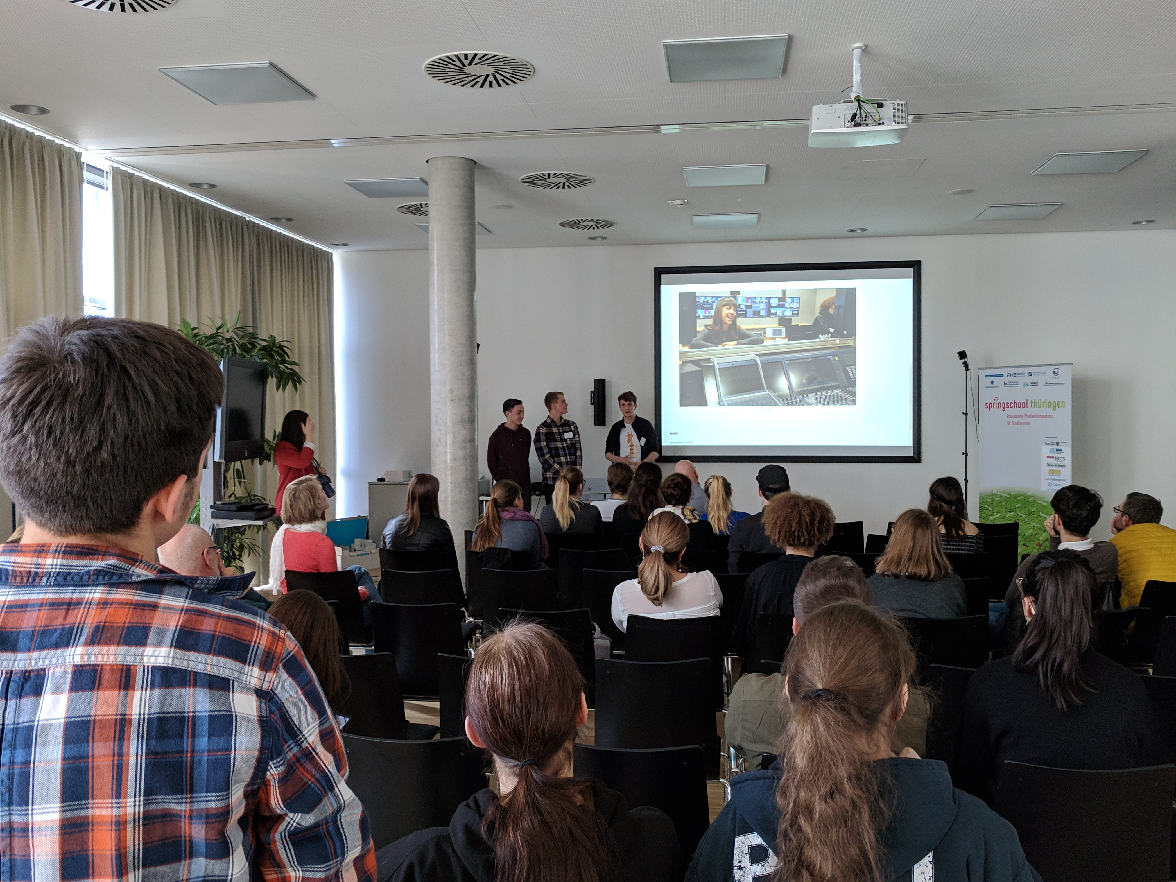 Rückblick: Springschool Thüringen 2019